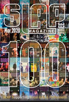 SLAP Magazine Issue 100 (March 2020)