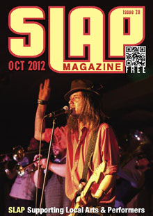 Slap Magazine Issue 20 October 2012, October 2012