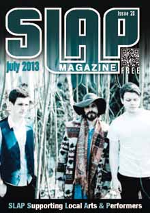 Slap Magazine Issue 28 July 2013, July 2013