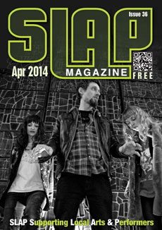 Slap Magazine Issue 36 April 2014