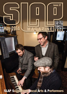 Slap Magazine Issue 37 May 2014