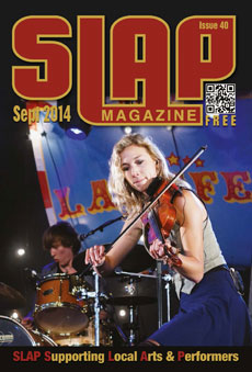 Slap Magazine Issue 40 September 2014