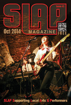 Slap Magazine Issue 41 October 2014