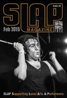 Slap Magazine Issue 44 February 2015