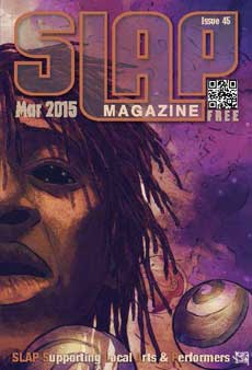 Slap Magazine Issue 45 March 2015