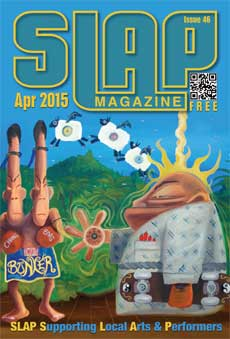 Slap Magazine Issue 46 April 2015