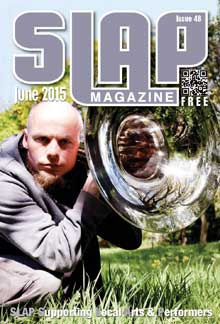 Slap Magazine Issue 48 June 2015