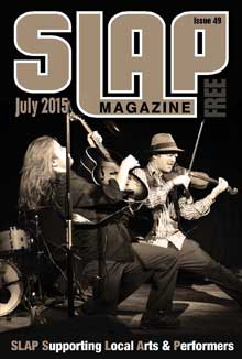 Slap Magazine Issue 49 July 2015