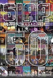 Slap Magazine Issue 50 August 2015