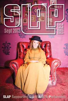 Slap Magazine Issue 51 September 2015, September 2015
