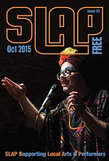 Slap Magazine Issue 52 October 2015