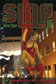 Slap Magazine Issue 54 November 2015