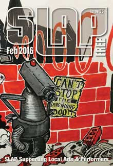 Slap Magazine Issue 55 February 2016