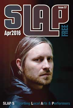 Slap Magazine Issue 57 April 2016