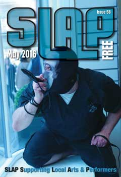 Slap Magazine Issue 58 May 2016