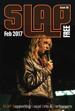 Slap Magazine Issue 66 February 2017