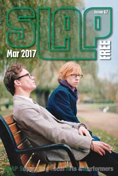 Slap Magazine Issue 67 March 2017