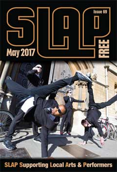 Slap Magazine Issue 69 May 2017