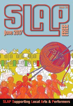 Slap Magazine Issue 70 (June 2017)