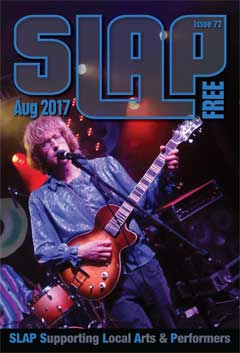 Slap Magazine Issue 72 (August 2017)