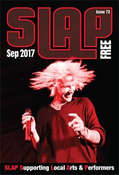 Slap Magazine Issue 73 (September 2017)