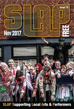 Slap Magazine Issue 75 November 2017, November 2017