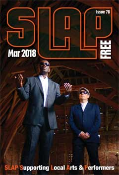 Slap Magazine Issue 78 (March 2018)