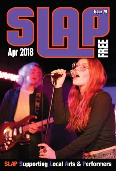 Slap Magazine Issue 79 (April 2018)
