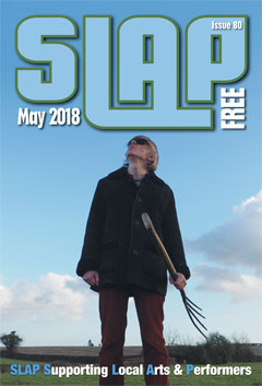 Slap Magazine Issue 80 (May 2018)