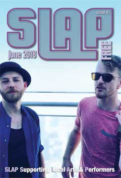 Slap Magazine Issue 81 (June 2018)