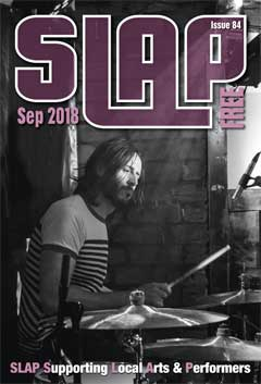 Slap Magazine Issue 84 September 2018, September 2018