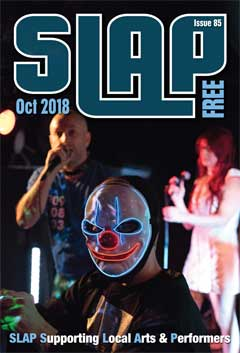 Issue 85 (October 2018)