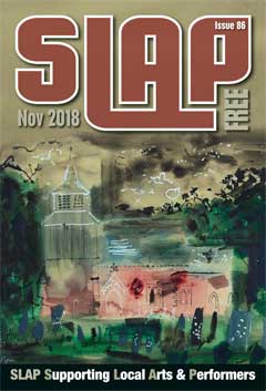 Slap Magazine Issue 86 (November 2018)