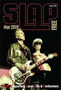 Slap Magazine Issue 89 March 2019, March 2019