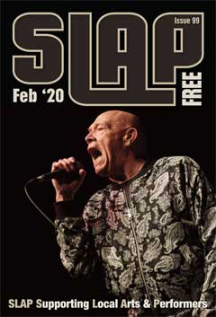 SLAP Magazine Issue 99 (February 2020)