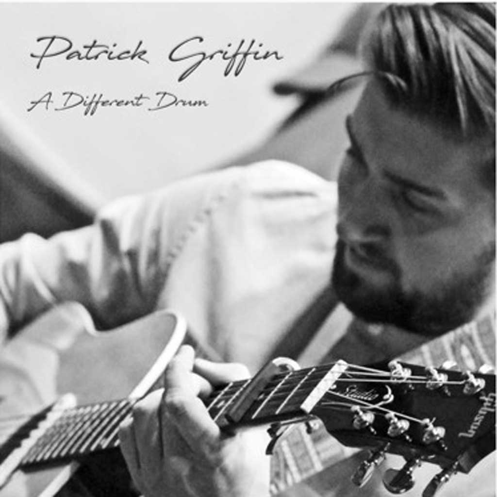 A Different Drum – Patrick Griffin - Album Cover