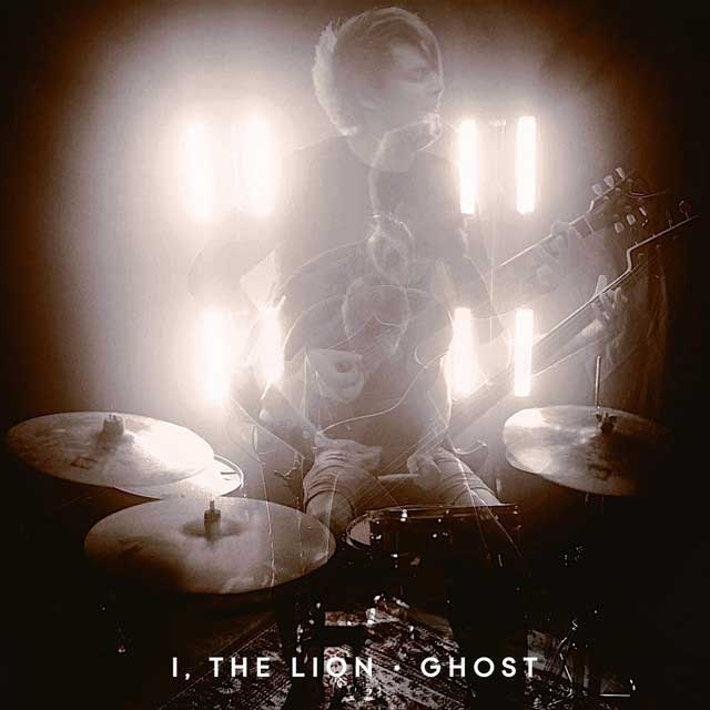 I, the Lion - Ghost - Album Cover