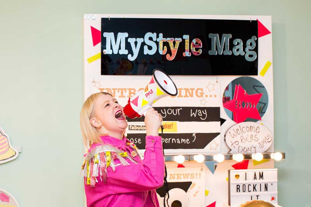 A photo of My Style Mag Megan Clark-Bagnall