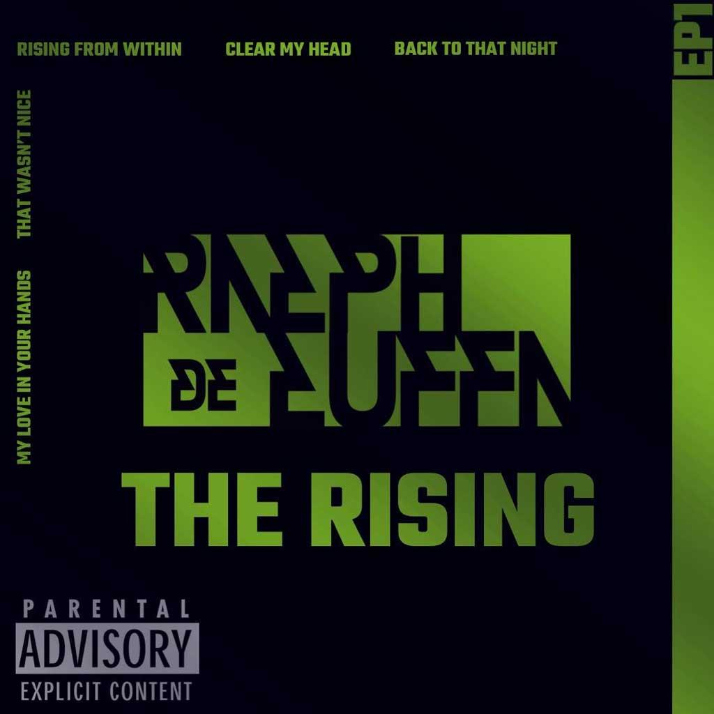 Ralph De Luffa The Rissing ep1 - Album Cover
