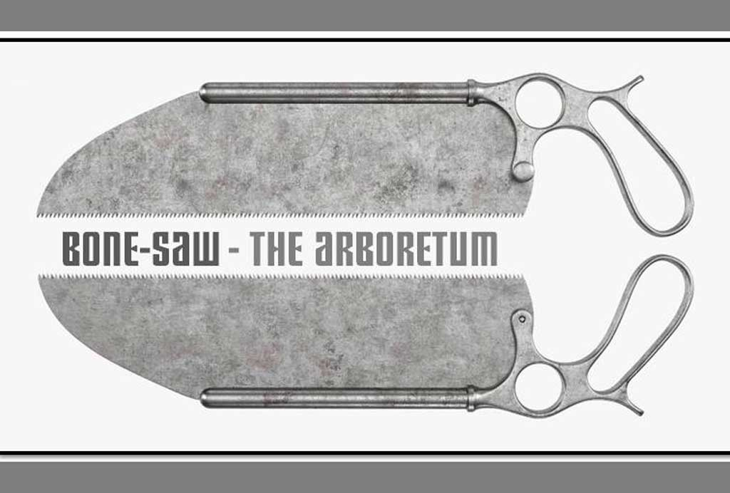 The Arboretum Bone Saw