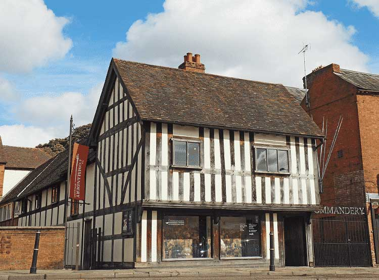 The Commandery Worcester