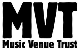 Music Venue Trust - Logo