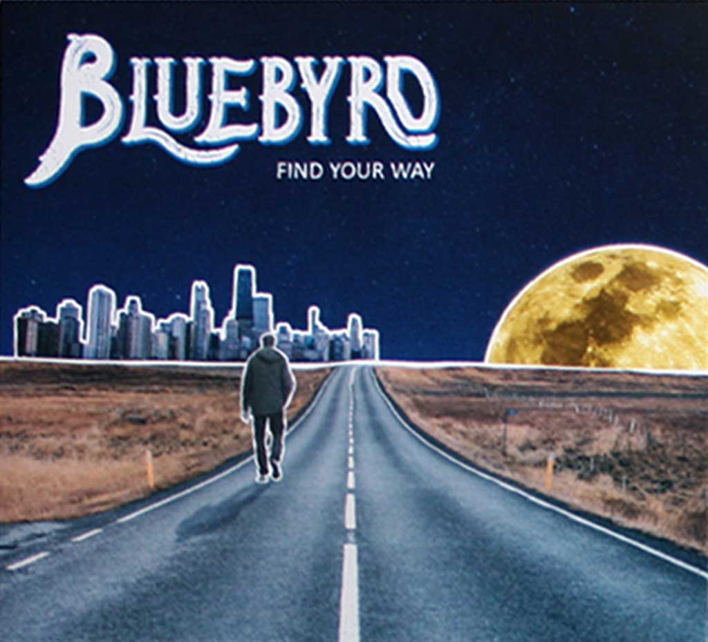 Bluebyrd - Find Your Way'