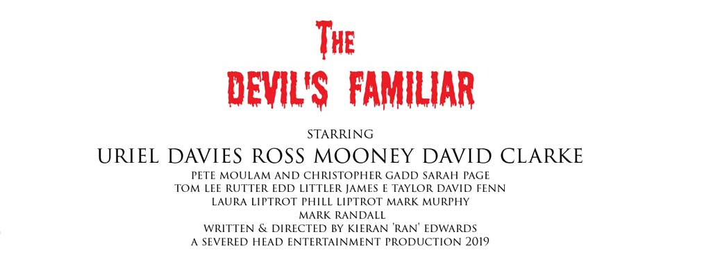 Severed Head Entertainment - The Devil's Familiar