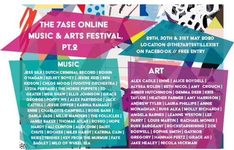 The 7 Arts Still Exist festival number 2