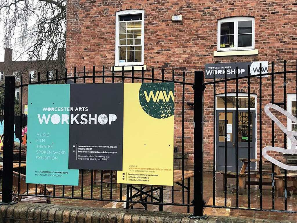 Worcester Arts Workshop