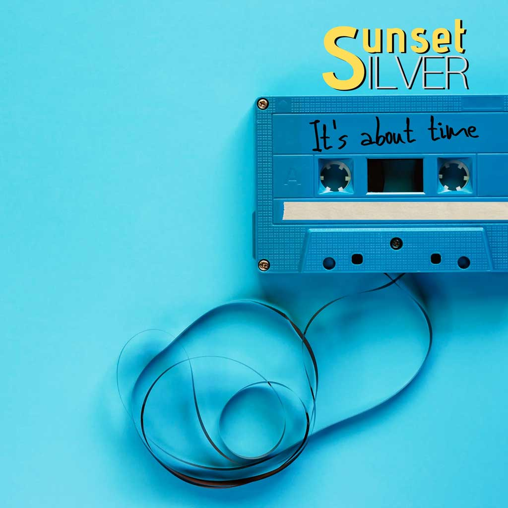 Sunset Silver - It's About Time - EP Review