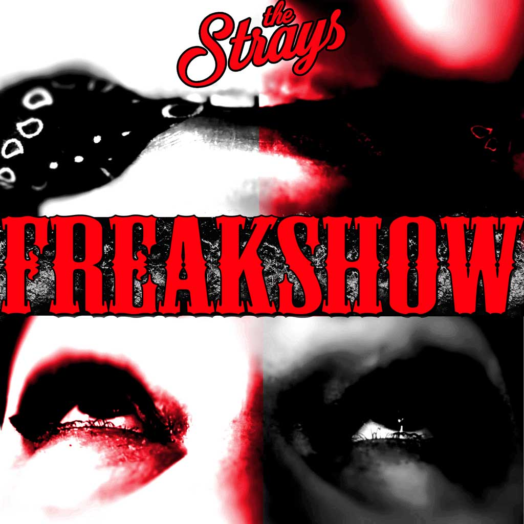 The Strays Freakshow Cover