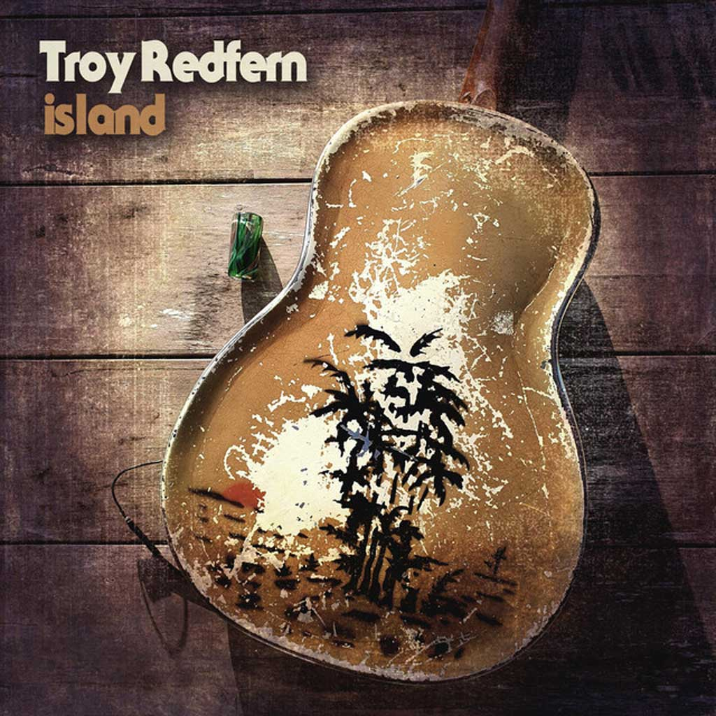 Troy Redfern - Island-album review