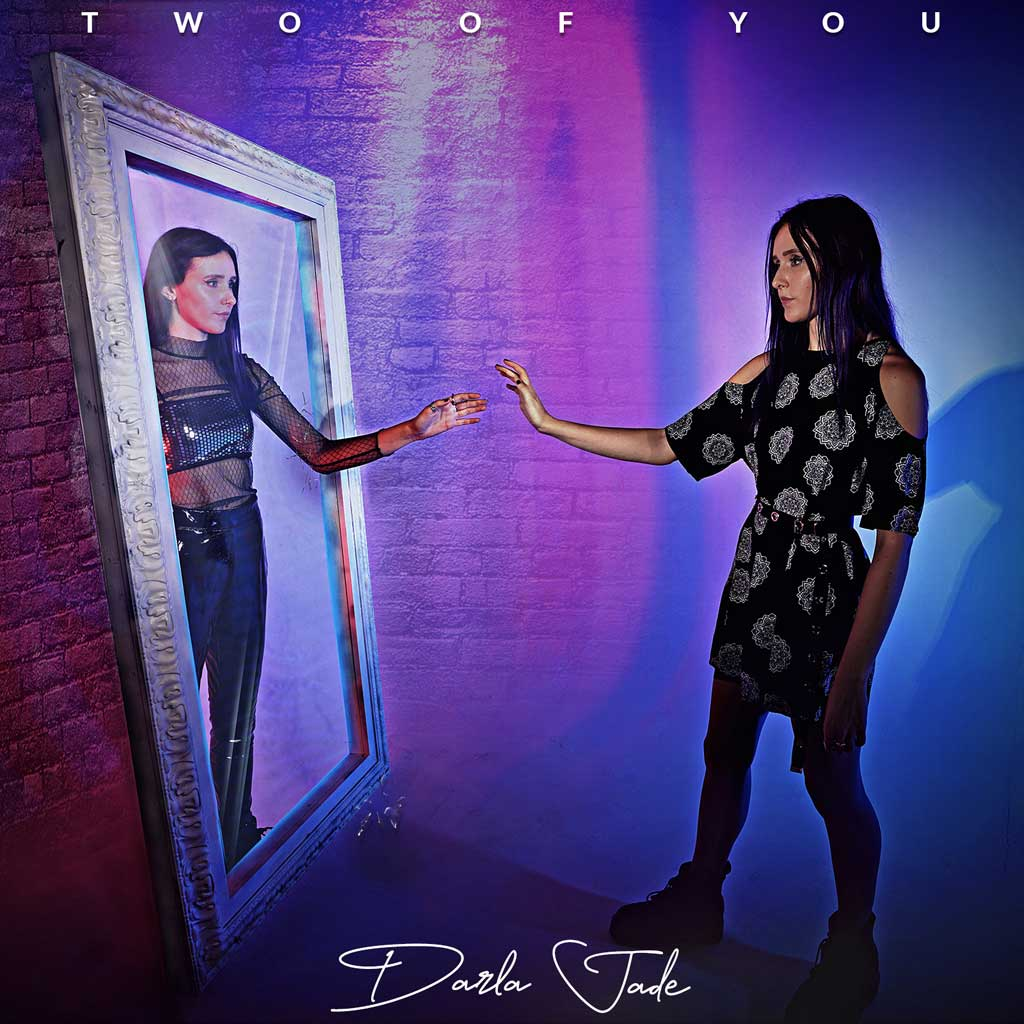 Darla Jade - Two of You - Single cover